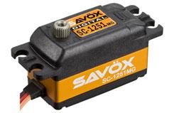 Savox SC-1251MG Low Profile Si - sav-sc1251mg
