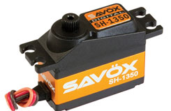 Savox SH-1350 Mini Size Coreless - sav-sh1350