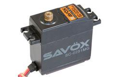Savox SC-0251 Larger Standard Servo - sc-0251mg