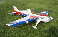 Sebart Angel S 30E (Red/Blue) Airfr - seb-a30-rb
