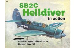 Sb2C Helldiver In Action - sig1054