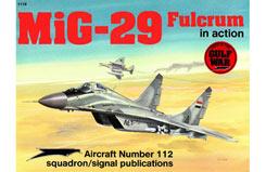 Mig 29 In Action - sig1112