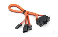 Spektrum 3 Wire Switch Harness - spm9530
