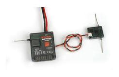 Spektrum Ar7100 2.4Ghz Dsm Heli Rx - spmar7100