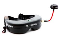 Spektrum Teleporter V4 FPV Headset - spmur1100