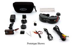 VS1100 Ultra Micro FPV System - spmvs1100