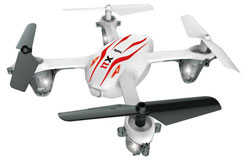 X11 2.4G 4 Channel Quadcopter - sysx11