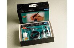 A270 Airbrush Set S/Action Ext/Mix - t-az2705