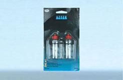 15Ml Glass Bottle W/Cap (Pk2) A220 - t-az9326c