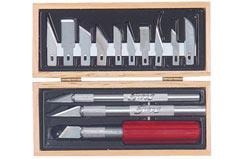 Hobby Set (3 Knives/10 Blades) - t-ex44282