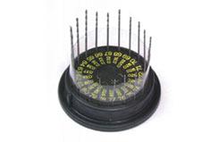 Drill Dome (20 Asstd Imperial Bits) - t-ex55510