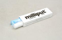 Milliput Epoxy Putty 4Oz-S.Fine Wht - t-mpt2