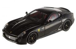 1/43 Ferrari 599 GTO '10 Black - t6932