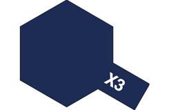 Acrylic Mini X-3 R Blue - tam81503