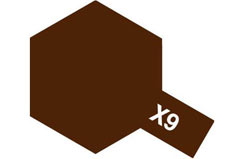 X-9 Brown - tam81509