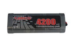 4200Mha 7.2v Nimh Battery - tanb4200