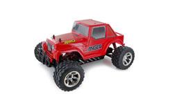 RANGER 4WD 1:10 EP Truck - Red - tar0003b