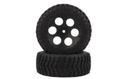 Raid Standard Wheel/Tyre Set X 2 - tar512019