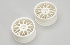 Voodoo Y Spoke Wheels White Pr - tb4015w