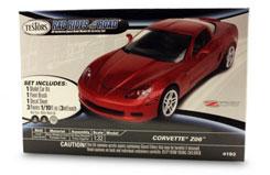Testors 1/32 Corvette Z06 Kit - te4192ca