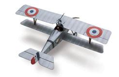 Testors 1/48 Scale Nieuport 17 Kit - te613n