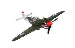 Testors 1/48 P-40 Warhawk Kit - te650014