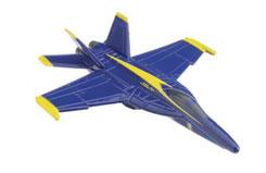 1/180 F/A 18 Hornet Blue Angels - te650038