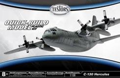 Testors 1/130 C130 Hercules Green - te890007n