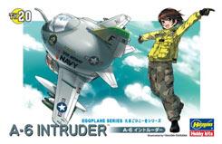 Hasegawa Egg Plane A-6 Intruder - th20