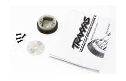 Main Diff W/Steel Gear Ring - trx-2381x