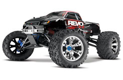 Revo 3.3 1/10 TRX 3.3 4WD Monster - trx-5309-1