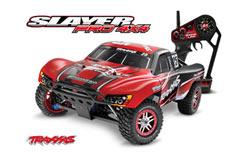 Slayer Pro Rtr 3.3 2.4Ghz - trx-5907