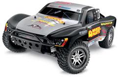 Traxxas 1/10 Slash 4WD VXL RTR 2.4G - trx-6808