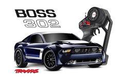 1/16 Ford Mustang - trx-7303