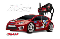 1/16 Ford Fiesta - trx-7305
