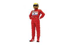 TSM 1/43 Ayrton Senna Type I - tsm11ac05