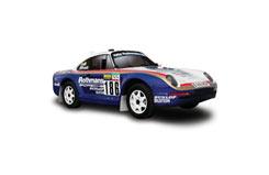 1/18 Porsche 959/50 1986 Dakar - tsm121807r