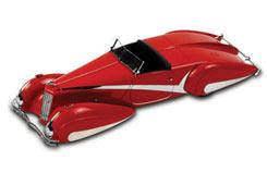 1/43 Cadillac V-16 1934 Hartmann - tsm124313