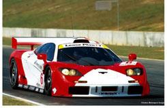 1/43 Mclaren F1 GTR 1996 BPR Zhuhai - tsm124337
