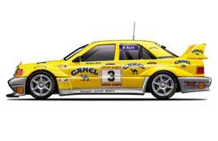 1/43 Mercedes-Benz 190E Evo2 1990 - tsm124344