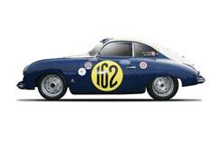 1/43 Porsche 356 1953 Carrera - tsm124356