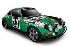 TSM 1/43 Porsche 911 ST 1971 - tsm124359
