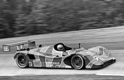 TSM 1/43 Porsche 966 1991 Road - tsm124360