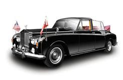 1/43 Rolls-Royce Phantom V State - tsm124365