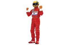 1/43 Ayrton Senna Figurine Type II - tsm12ac15