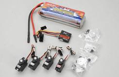 Epack Combo For Mini Helis - tt1267