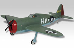 P47D Tunderbolt Kit Inc/Obl Motor - tt4334k21