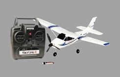 Skyzone Micro Cessna 182 2Combo RTF - tt4381