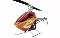 Raptor E820 Helicopter Kit - tt4793k10