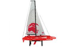Volans 1Mtr Racing Yacht - tt5548